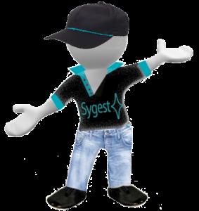 Il racconto del post vendita parte quarta - omino Sygest con cappello