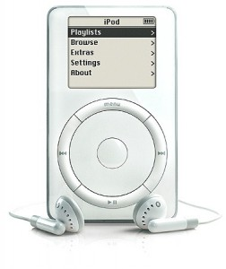 I dispositivi Mobile e le Tecnologie Touch - iPod