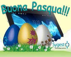 Buona Pasqua - Sygest Srl