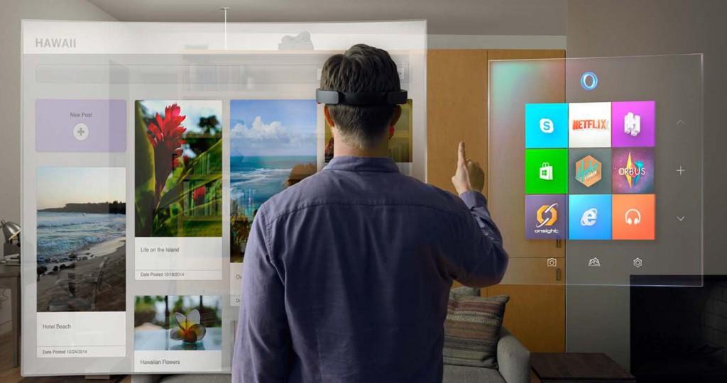 Microsoft HoloLens - Sygest Srl