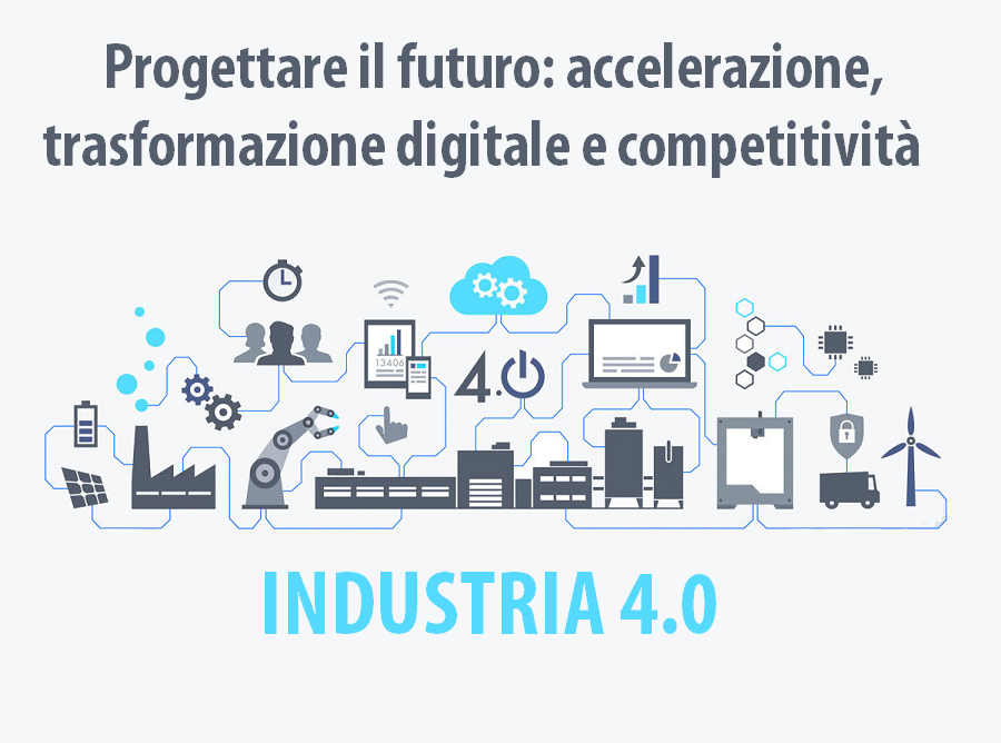 Industria 4.0: la soluzione Smart Factory
