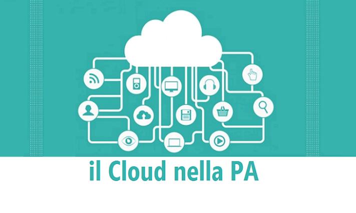 Cloud nella PA