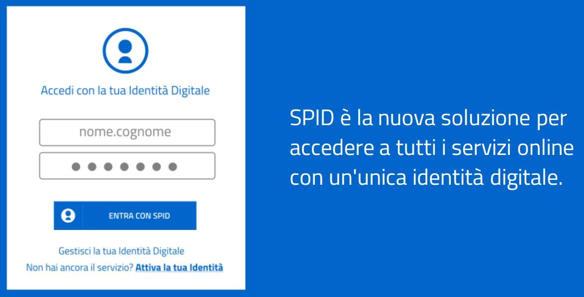 Firma elettronica avanzata FEA con SPID
