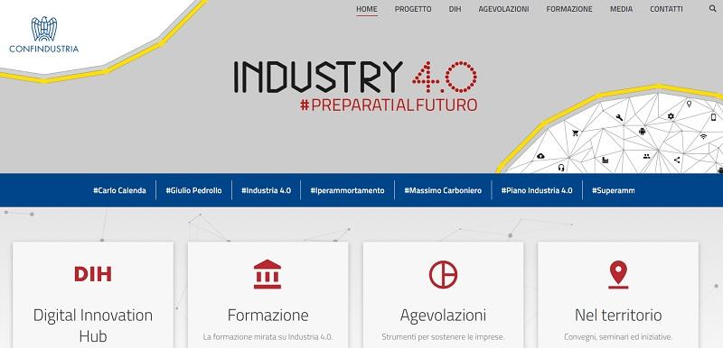 Industria 4.0 - Confindustria | Sygest Srl