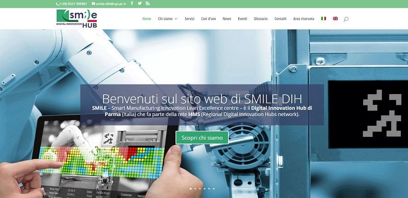 Industria 4.0 - SMILE Digital Innovation Hub | Sygest Srl
