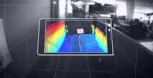 Tablet 3D - progetto Tango di Google - Sygest