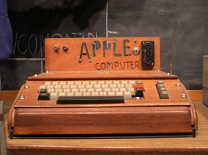 Storia Computer - Apple 1 - Sygest Srl