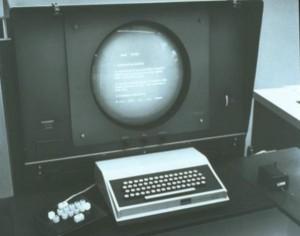 interfaccia grafica 1968 - Sygest