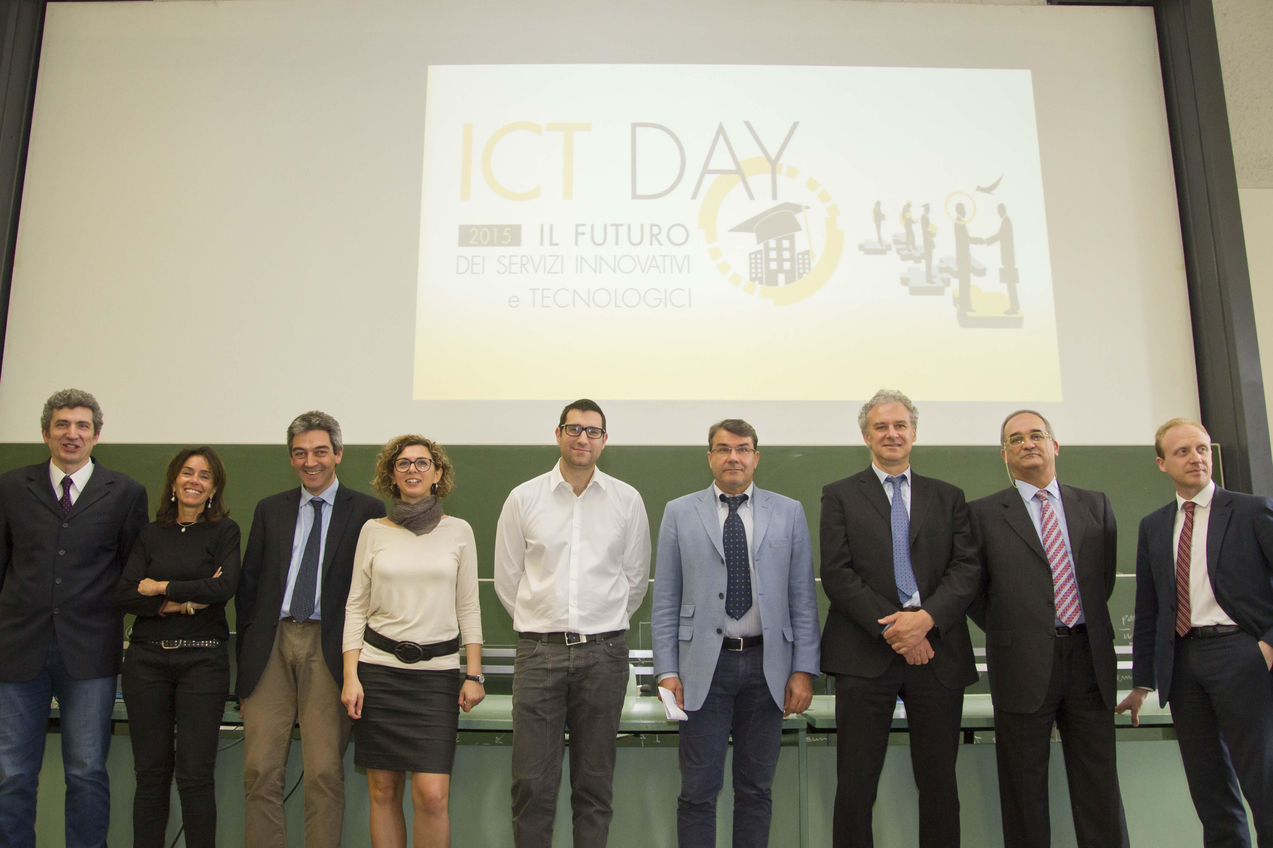 ICT DAY 2015 articolo