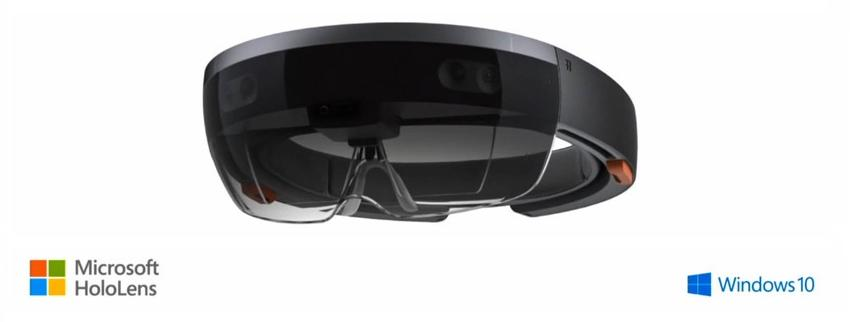 Hololens - Microsoft 10 | Sygest Srl