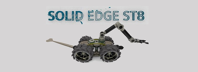 Solid Edge ST8 | Sygest Srl
