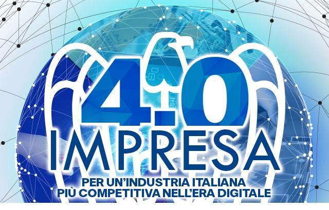 Impresa 4.0 | industria più competitiva nel digitale