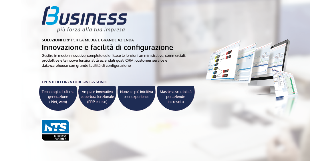 Cibus Tec 2016 - Business di NTS informatica
