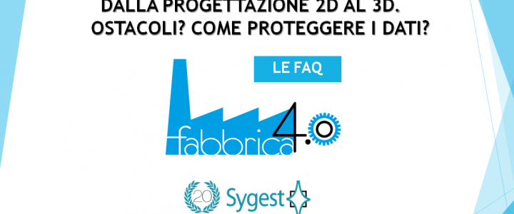 Progettazione 3D | Sygest Srl