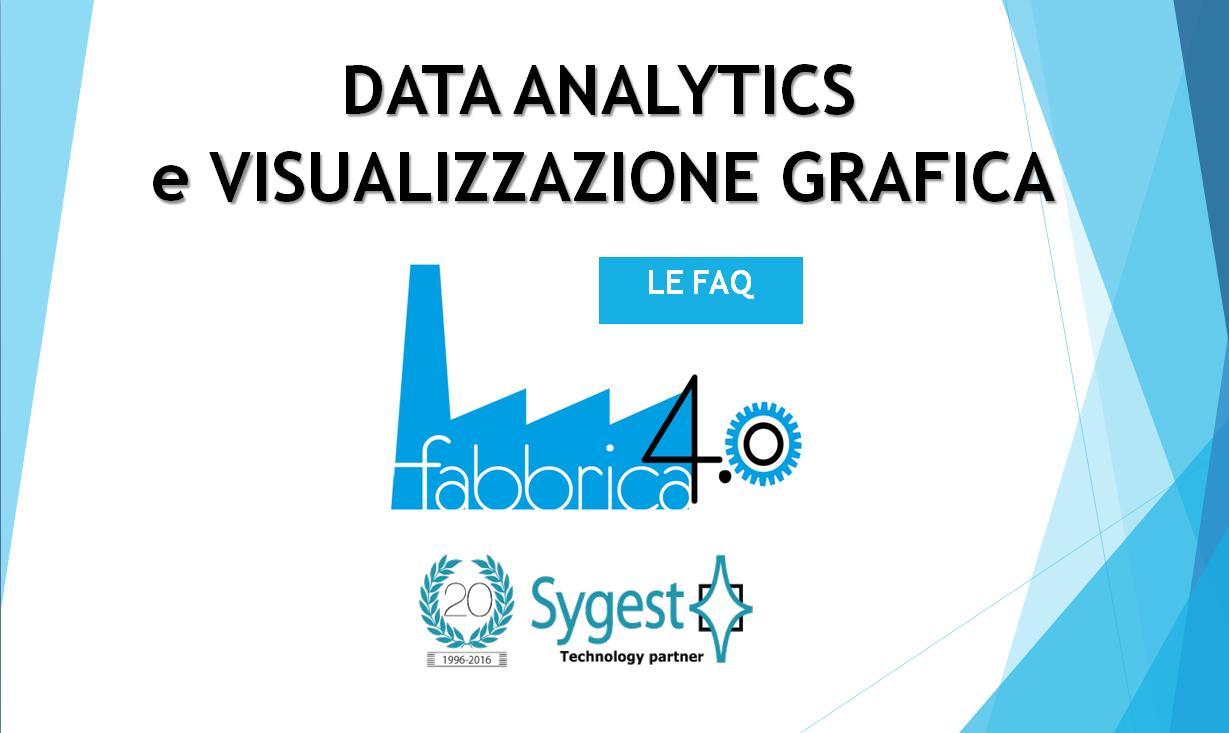 Data Analytics - Fabbrica 4.0 | Sygest Srl