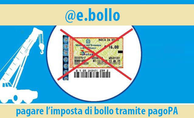 @e.bollo - imposta digitale con pagoPA | Sygest Srl