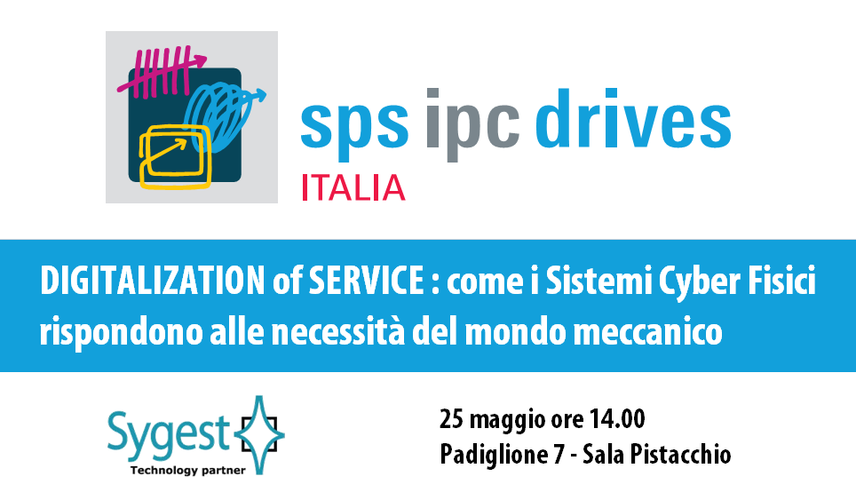 SPS IPC Drives Italia 2017 | Sygest Srl
