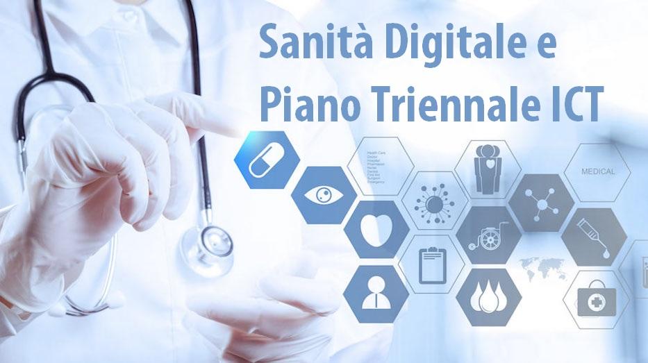 Sanità Digitale e Piano Triennale ICT