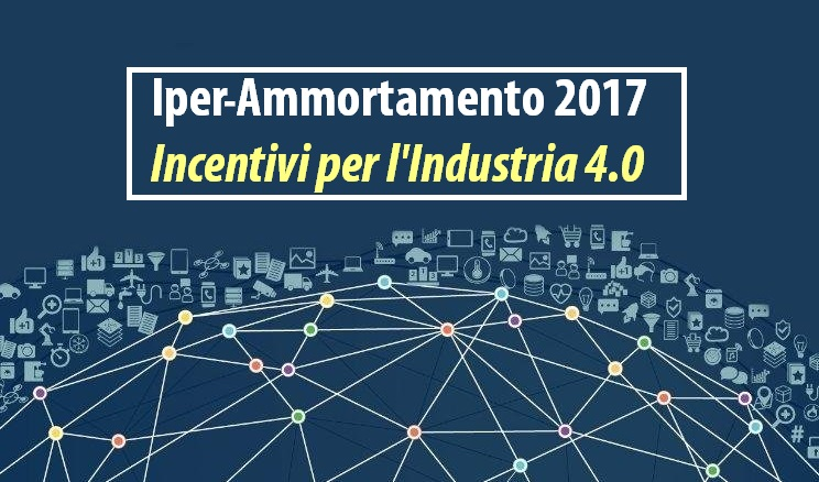 Iper-Ammortamento 2017 - Industria 4.0 | Sygest Srl