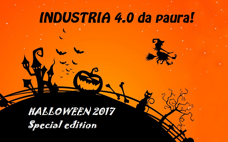 Industria 4.0 - Confindustria - Halloween 2017 | Sygest