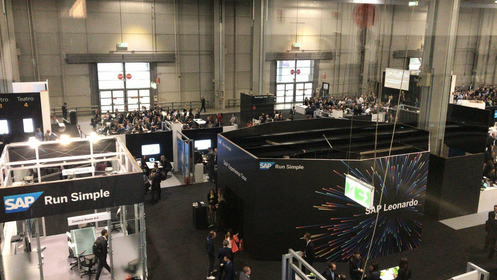 SAP Forum 2017 - Industria 4.0 | Sygest Srl