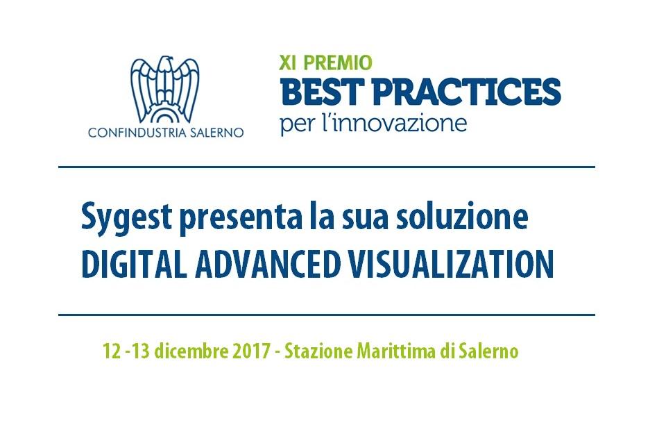 Premio Best Practices per l'Innovazione 2017 | Sygest