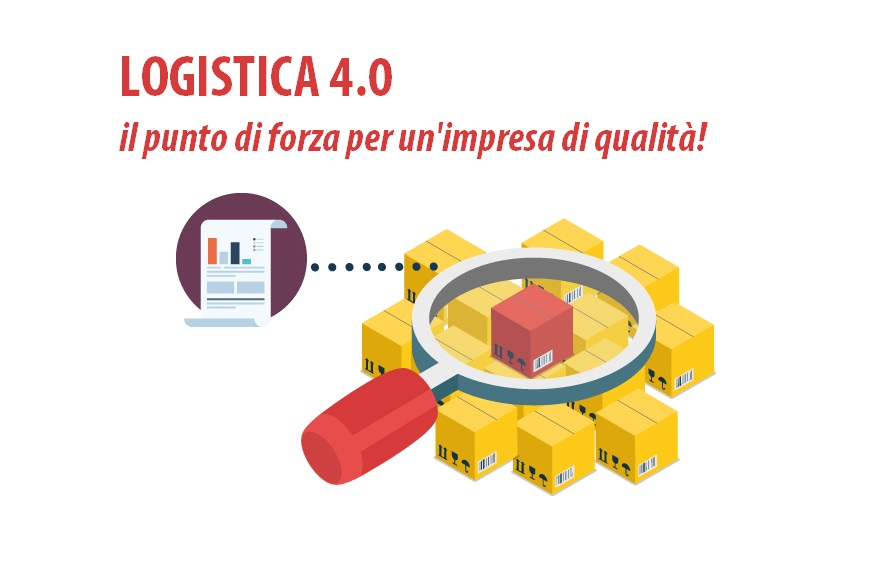 Logistica 4.0 - supply chain | Sygest Srl