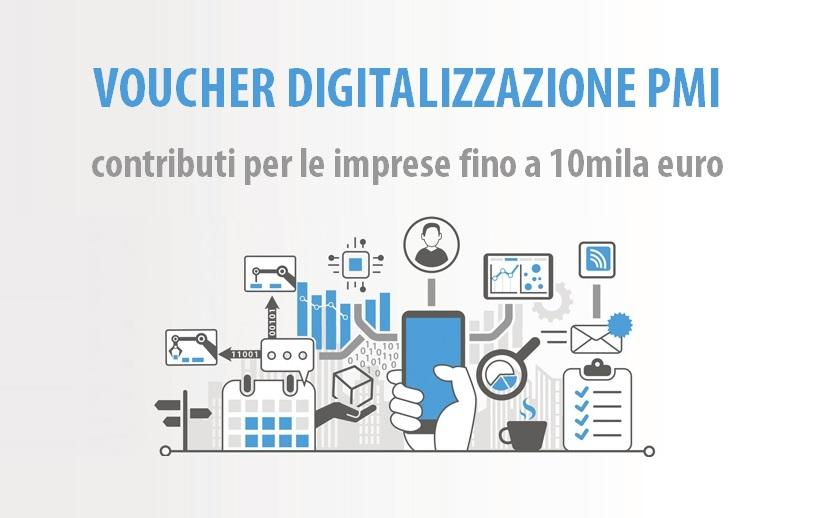 Voucher digitalizzazione PMI 2018 | Sygest