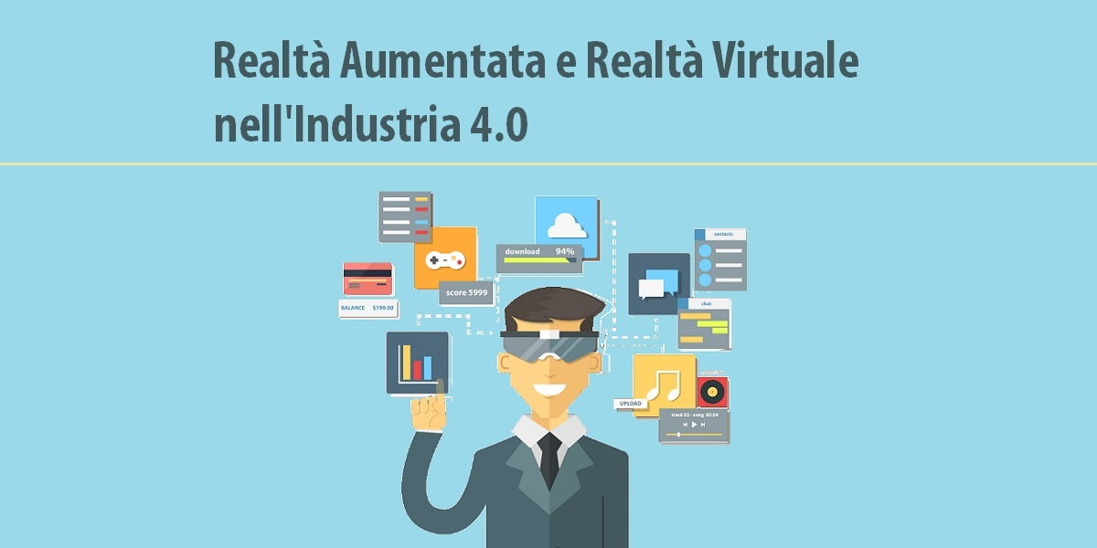 Realtà Aumentata - Realtà Virtuale - Industria 4.0 | Sygest Srl