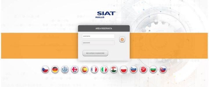 Gestione della ricambistica - manuali ricambi interattivi - SIAT | Sygest