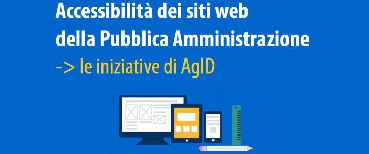 Accessibilità dei siti web PA - AgID | Sygest Srl