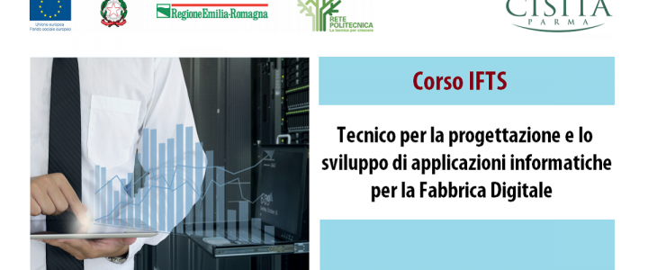 Corso IFTS - Fabbrica Digitale - Industria 4.0 | Sygest Srl