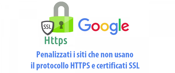 HTTPS - certificati SSL - ranking Google | Sygest