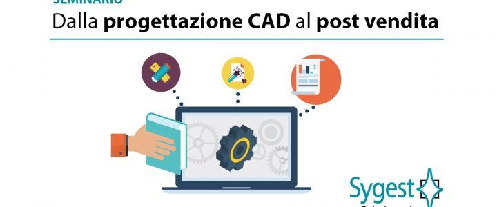 Progettazione CAD - post vendita | Sygest Srl