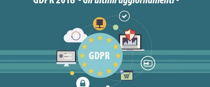 GDPR 2018 - QenteR Suite | Sygest Srl