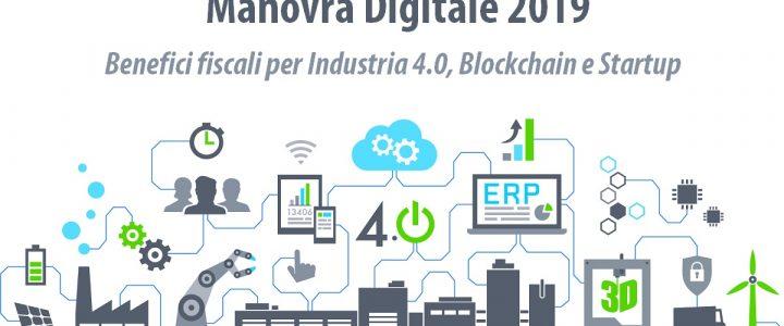 Manovra Digitale 2019 - incentivi fiscali aziende | Sygest Srl