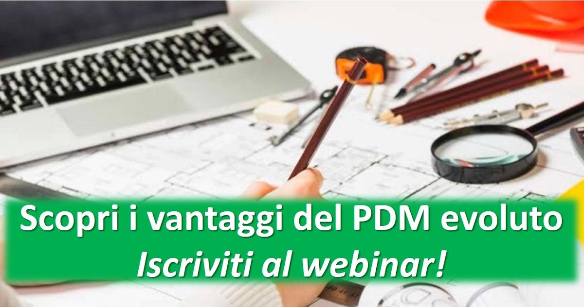 PDM evoluto - webinar | Sygest Srl