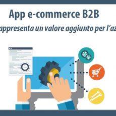 App e-commerce B2B