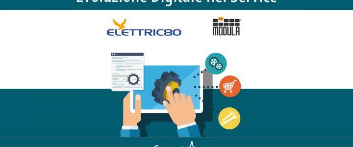 Service 4.0 - Modula - Elettric80 | Sygest Srl