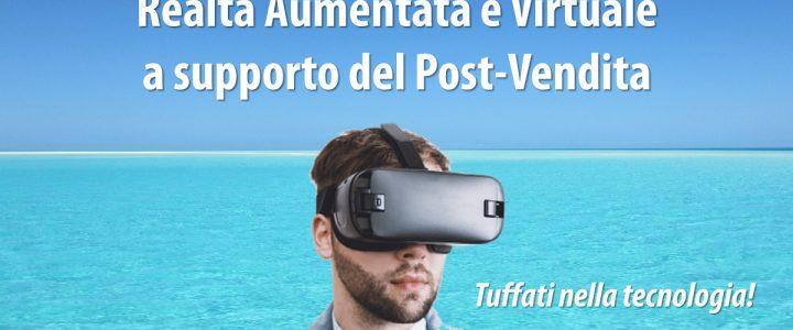 Realtà Aumentata - Realtà Virtuale - Post Vendita | Sygest Srl