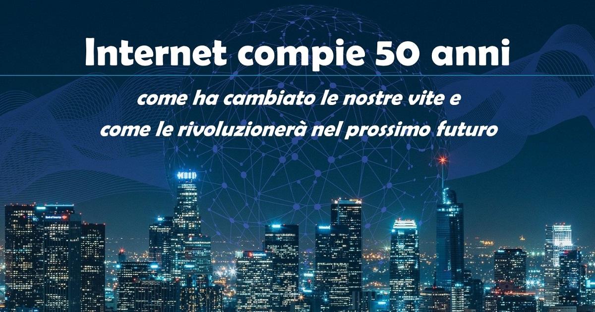 Internet compie 50 - white-paper gratuito | Sygest Srl