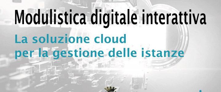 Modulistica digitale interattiva - gestione istanze online | Sygest Srl