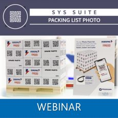 Packing List Photo – Webinar 21 maggio 2020