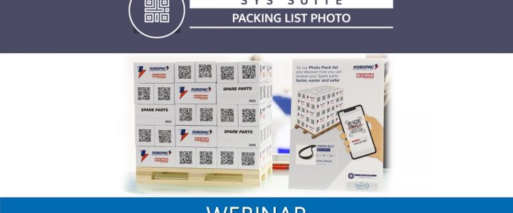 Packing List Photo - OCME - Robopac | Sygest Srl