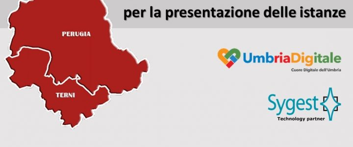 Front-end Unico - Umbria Digitale | Sygest Srl