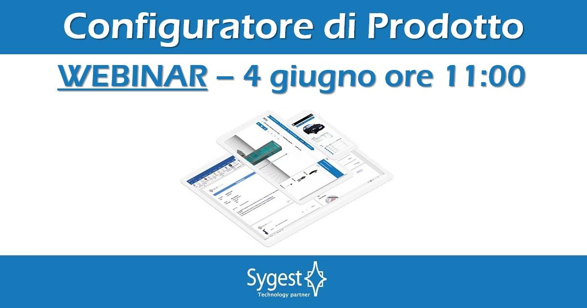 Configuratore di prodotto – Company System | Sygest Srl