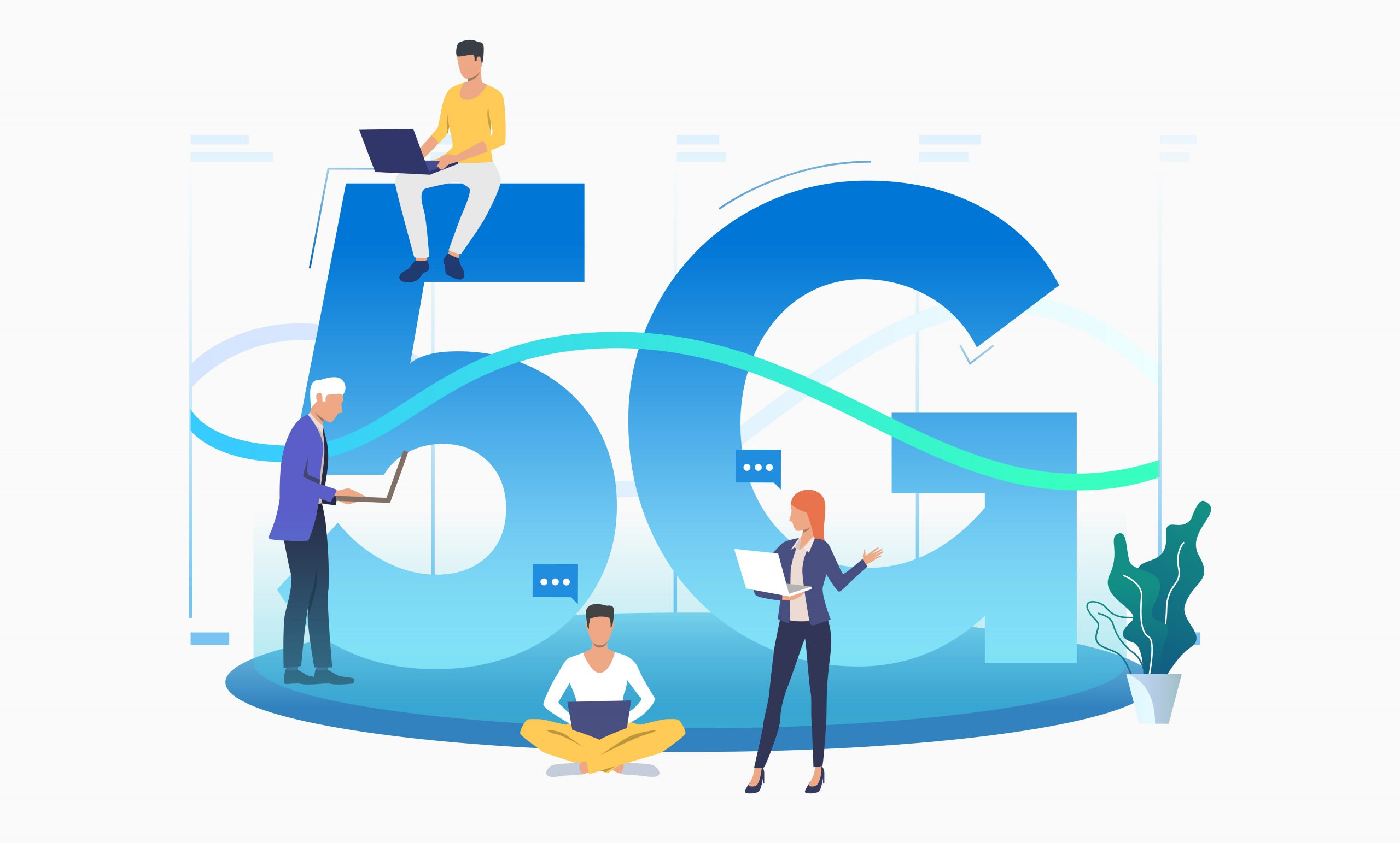 5G - internet of things - IoT | Sygest Srl