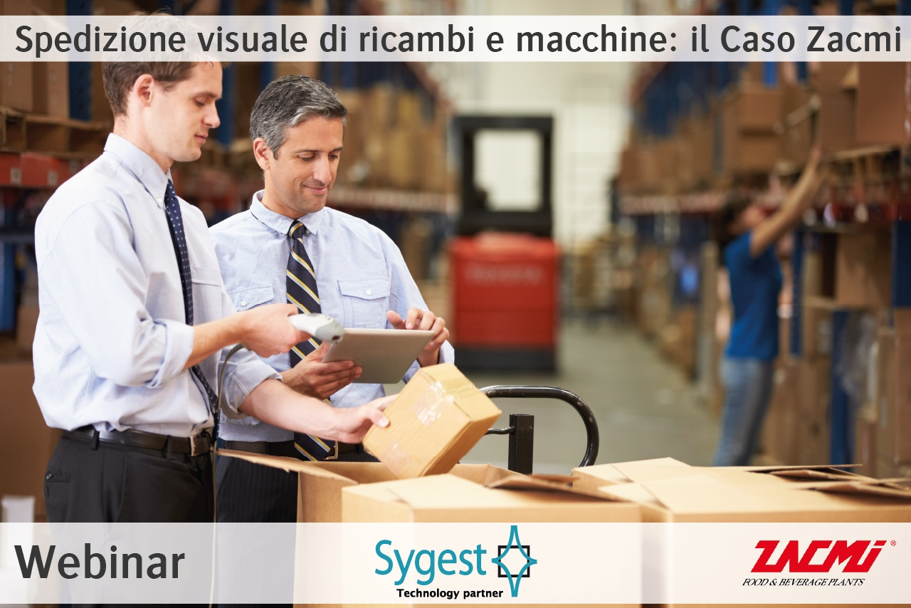 Packing List Photo - Webinar ZACMI | Sygest Srl