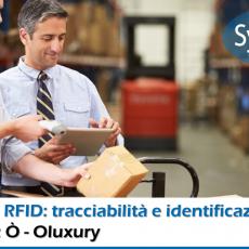 RFID e identificazione merce – Ò – Oluxury