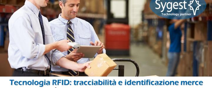 RFID - tracciabilità merce - identificazione merce - Oluxury | Sygest Srl